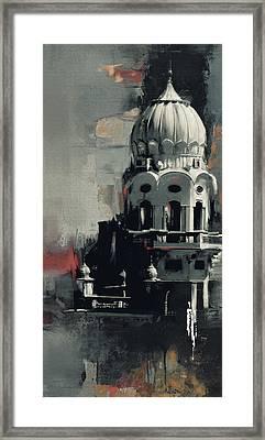 Gurdwara 190 Iv Framed Print