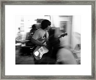 Guru Framed Print by Steven W Rand