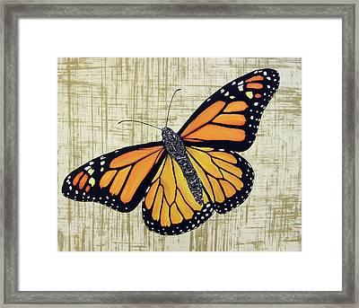 Gwyneth Framed Print