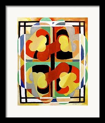 Presence Of Deity Framed Prints