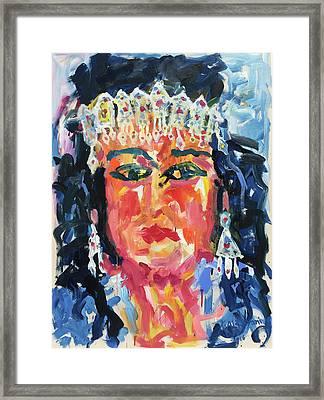 Gypsy Afternoon Framed Print