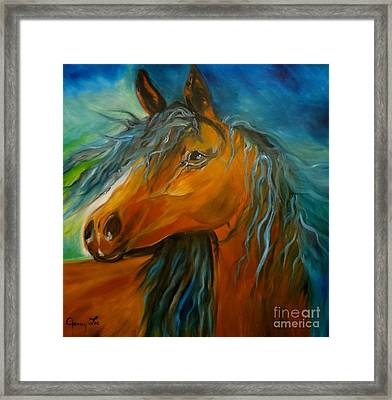 Gypsy Jenny Lee Discount Framed Print