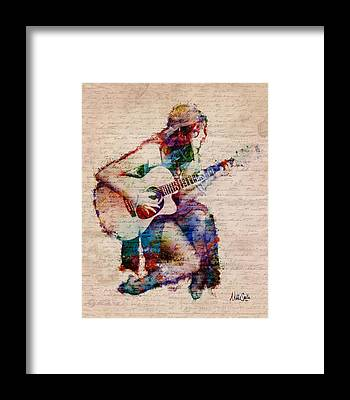 Gypsies Framed Prints