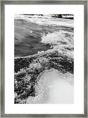 Framed Print featuring the photograph H2O by Alex Lapidus