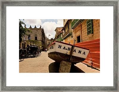 Habana Framed Print