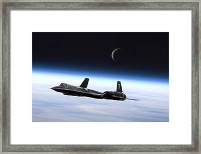 Habu Framed Print by Peter Chilelli