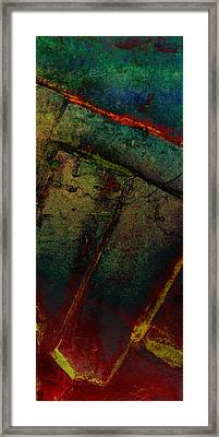 Framed Print featuring the digital art Hades by Ken Walker