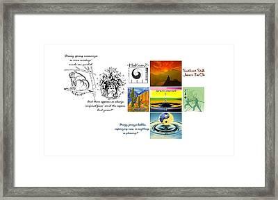 Haikoanz Framed Print