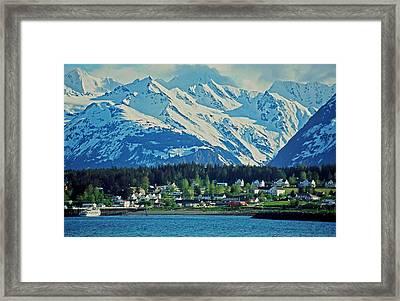 Haines - Alaska Framed Print by Juergen Weiss