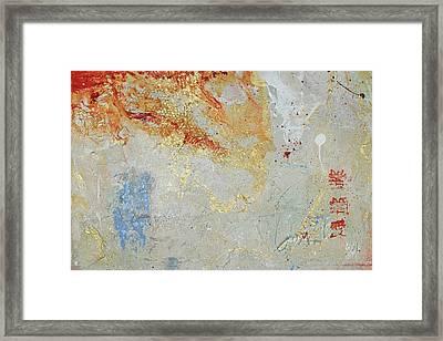 Hakomi Winds Framed Print