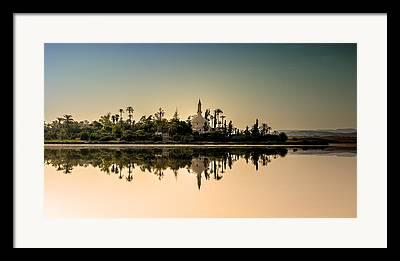 Larnaca Framed Prints