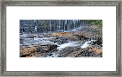 Halawaka Creek Alabama Framed Print