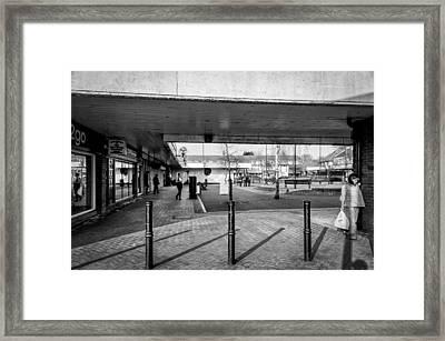 Hale Barns Square Framed Print
