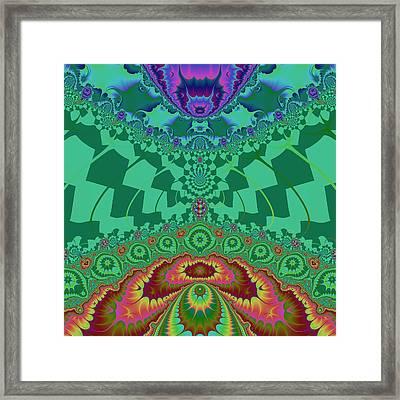 Halernewid Framed Print