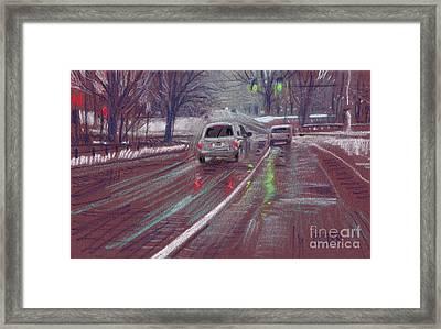 Halfway Home Framed Print