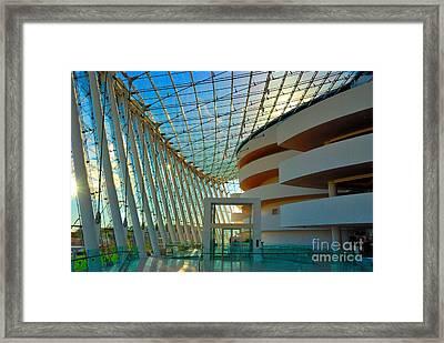 Hall Framed Print