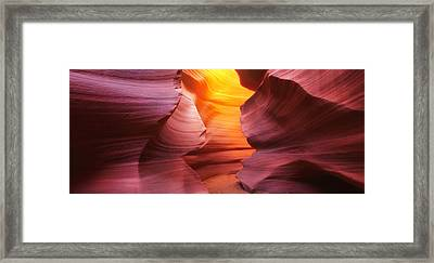 Framed Print featuring the photograph Hall Of Fire by Kadek Susanto