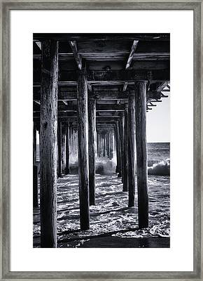 Hall Of Mirrors Framed Print by Lora Lee Chapman