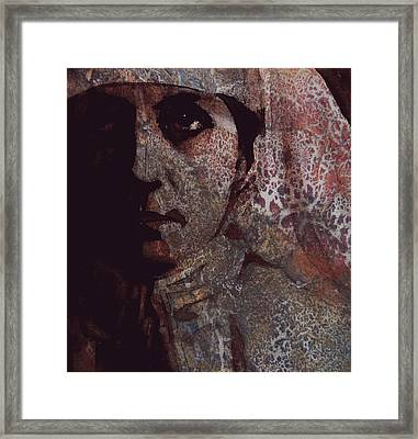 Hallelujah Freedom Framed Print by Paul Lovering