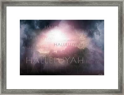 Halleluyah Framed Print by Bill Stephens