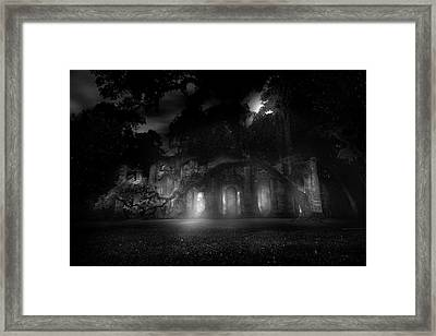 Hallowed Framed Print by Mark Andrew Thomas