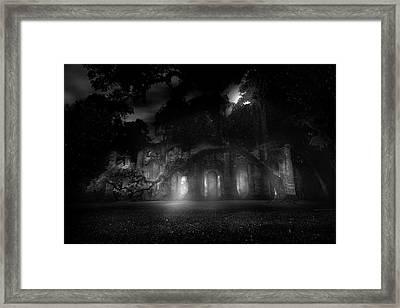 Hallowed Framed Print