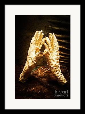 Wrestle Framed Prints