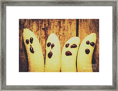 Halloween Healthy Treats Framed Print by Jorgo Photography - Wall Art Gallery