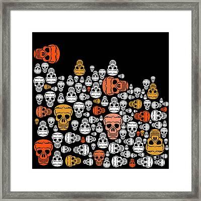 Halloween Framed Print by Mark Ashkenazi