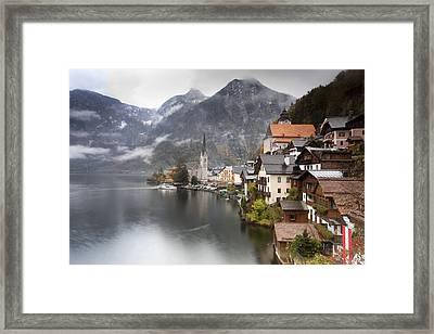 Hallstatt Framed Print