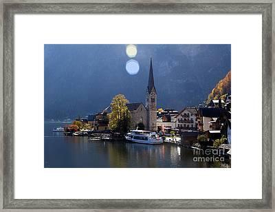 Hallstatt Austria Framed Print