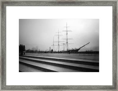 Hamburg Framed Print by Marc Huebner