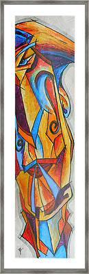 Hammer Head Framed Print by Bobby Jones