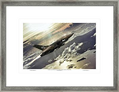 Hammer Time Pilot Edition Framed Print by Peter Chilelli