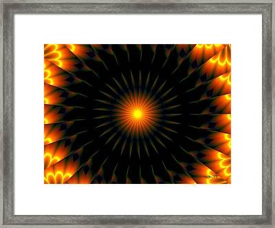 Hammerstone Framed Print