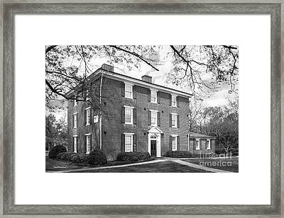 Hampden- Sydney College Atkinson Hall Framed Print