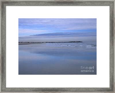 Hampton Beach New Hampshire Usa Framed Print by Erin Paul Donovan