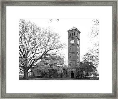Hampton University Memorial Church Framed Print