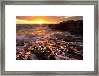 Hana Bay #2 Framed Print