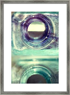 Inkwells Framed Print by Amy Tyler