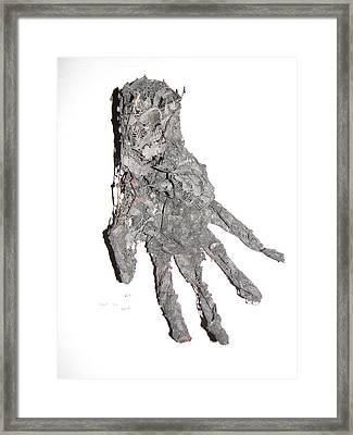 Hand Framed Print by Kyle Ethan Fischer