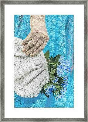 Handbag Framed Print by Svetlana Sewell