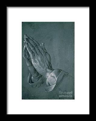 Albrecht Durer Framed Prints