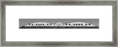 Hangar Framed Print