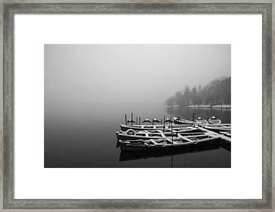 Hangzhou's West Lake Framed Print