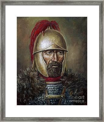 Hannibal Barca Framed Print