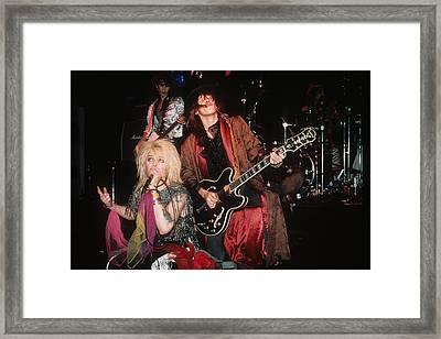 Hanoi Rocks Framed Print
