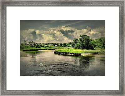 Gooch's Creek Framed Print