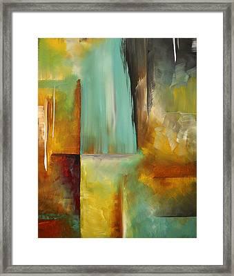 Haphazardous By Madart Framed Print