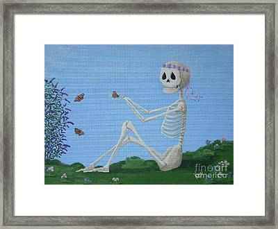 Happily Ever After Framed Print by Kerri Ertman